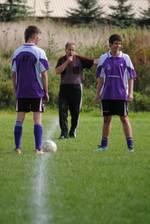 Żółtki - Lambada - 19.09.2010 /mecz ligowy/