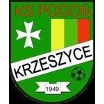 herb Pogoń Krzeszyce
