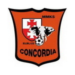 herb MMKS CONCORDIA Elbląg