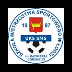 herb UKS SMS Łódź