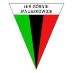 herb LKS Górnik Januszkowice