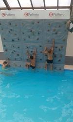 obóz basen