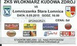 Włókniarz - Łomniczanka
