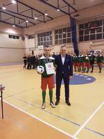 Mistrzostwa Powiatu w Halowej Piłce nożnej