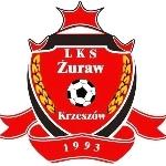 herb Żuraw Krzeszów (s)