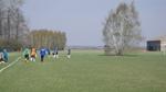 LKS Sokół Popów 1-1 UKS Lipiny (22.04.2012)