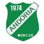 "herb GKS ""ANDORIA"" MIRCZE"