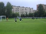 Mecz z Błękitnymi 29.08.2010