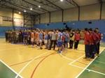 Turniej halowy rocznika 98/99 z dnia 23 II 2013r.