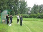 LKS II Chlebnia - Milan II Milanówek 8-5 ( 22.06.2014 )