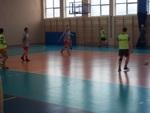 Turniej Halowej Piłki Nożnej o Puchar Prezesa KS Unia Leszcze.