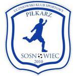herb Piłkarz Sosnowiec
