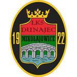 herb LKS Dunajec Mikołajowice