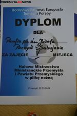 Halowe Mistrzostwa Ministrantów Miasta Przemyśla i Powiatu Przemyskiego