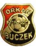 herb GKS Orkan II  Buczek