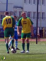 2. kolejka : Piaski Bydgoszcz - Zorza Ślesin (3-09-2011)
