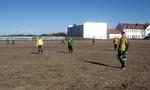 Sparing: Gwiazda Starogród - Piaski Bydgoszcz (11.03.2012)