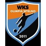 herb WKS Olimpia Wtelno