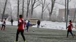 Młode Orły Nadnarwianki Pułtusk '02 - Kosa Konstancin, 22.01.2018
