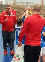 Młode Orły Nadanrwianki Pułtusk '08, Kosa Cup 2018, Konstatncina, 3 marca 2018