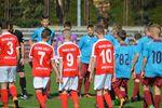 Płońska Akademia Futbolu - Młode Orły Nadnarwianki II Pułtusk, 21.04.2018