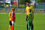 Młode Orły Nadnarwianki Pułtusk '08 - GKS Pokrzywnica, 02.09.2018