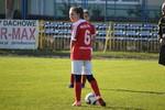 Młode Orły Nadnarwianki Pułtusk '03 Dziewczęta - Legia Soccer Schools, 21.10.2018
