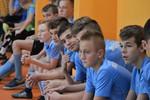 Świąteczna Liga Mistrzów - Junior Młodszy A, Trampkarz A/B, Młodzik A 17.12.2018