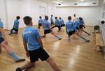 Pierwsze treningi funkcjonalne, 08.01.2020