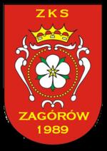 herb ZKS Zagórów