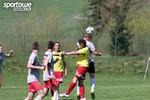 Dunajec - Sokolica 7-0 wiosna 2016