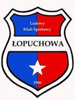 herb LKS ŁOPUCHOWA