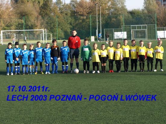 Lech Poznan News: Pogoń Lwówek 19-0