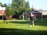 Dubayy Chorzów - Walhalla 1:3 (21.07.2013); Fot. Karolina Radys
