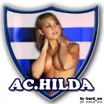 herb AC Hilda Chorzów