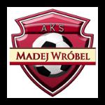 herb AKS Madej Wróbel Ruda Śląska