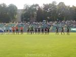 Chełmianka-Polonia Przemyśl, 11.08.2013 fot. T.Kudelski i D.Palica