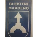 herb GTS Błękitni Mąkolno