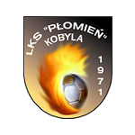 herb LKS Płomień Kobyla
