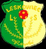 herb LKS Leskowiec Rzyki