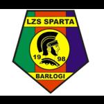 herb Sparta Barłogi