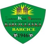 herb LKS Barciczanka Barcice
