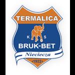 herb KS Bruk-Bet Termalica II Nieciecza