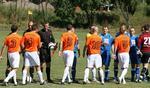 Luboński FC - Polonia Chodzież (20.08.2011)
