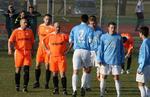 Polonia Chodzież - Luboński FC (24.03.2012)