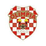 """herb MKS """"Olimpia"""" Koło"""