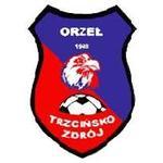 herb Orzeł  Trzcińsko-Zdrój