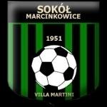 herb LKS Sokół Marcinkowice