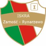 herb Iskra Zamość- Rynarzewo