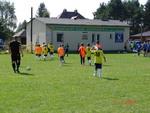 Mecz z Victorią Zerzeń 6.09.14.r
